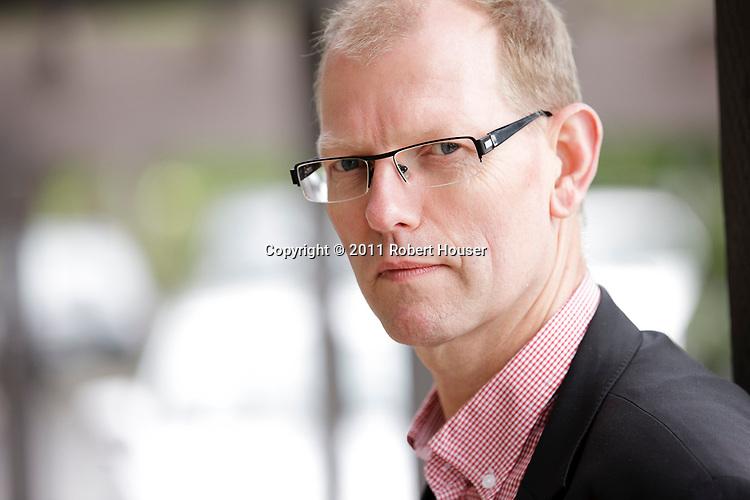 Portrait of Mats Norin - VP - Ericsson AB, Business Unit Networks