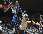 Ole Miss' Reginald Buckner (23) vs. Kentucky's Nerlens Noel (3) at the C.M. &quot;Tad&quot; Smith Coliseum on Tuesday, January 29, 2013. Kentucky won 87-74.