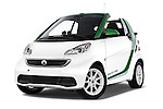 Smart ForTwo Electric Drive Convertible 2013
