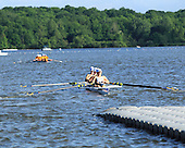 The University of Michigan rowing team finished in 12th place at the NCAA Championships at Eagle Creek Park in Indianapolis, Ind., on June 2, 2013.
