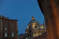 Roma di notte. Rome by night.