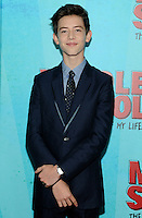 NEW YORK, NY - OCTOBER 01: Griffin Gluck attends the New York Screening of Middle School: The Worst Years of My Life at Regal E-Walk on October 1, 2016 in New York City. Photo Credit: John Palmer/MediaPunch