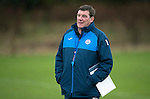 St Johnstone Training&hellip;.14.10.16<br />Manager Tommy Wright pictured in training this morning atr McDiarmid Park ahead of tomorrows game against Kilmarnock<br />Picture by Graeme Hart.<br />Copyright Perthshire Picture Agency<br />Tel: 01738 623350  Mobile: 07990 594431