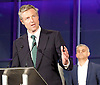 Mayor of London and London Assembly results announcement at City Hall, London, Great Britain <br /> 6th May 2016 <br /> <br /> <br /> <br /> Zac Goldsmith - Conservative<br /> <br /> <br /> Sadiq Khan - Labour <br /> <br /> <br /> The winner was Sadiq Khan who is appointed the new mayor of London <br /> <br /> <br /> <br /> Photograph by Elliott Franks <br /> Image licensed to Elliott Franks Photography Services