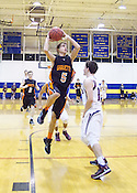Gravette-Lincoln Basketball 2014.12.04