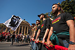 Liberazione: corteo antifascista a Palermo