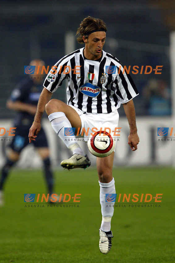 Torino 12/5/2004 Italy Cup final <br /> Juventus - Lazio 2-2 <br /> Nicola Legrottaglie (Juventus) <br /> Photo Insidefoto
