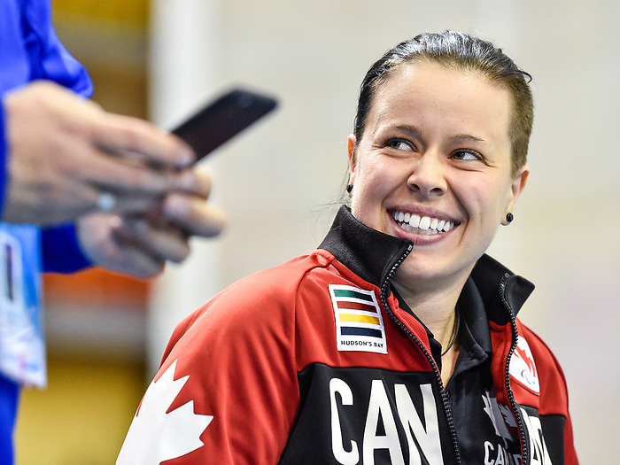 MONTREAL, QC - APRIL 29:  Cindy Ouellet during the 2017 Montreal Paralympian Search at Complexe sportif Claude-Robillard. Photo: Minas Panagiotakis/Canadian Paralympic Committee