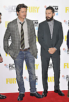 "OCT 19 ""Fury"" photocall"