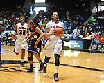 Ole MIss' Kenyotta Jenkins (11) vs. Northwestern State in women's college basketball action in Oxford, Miss. on Friday, November 16, 2012. Ole Miss won 67-51.
