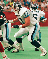 Chris Schultz Toronto Argonauts. Copyright photograph Scott Grant