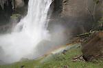 Vernal Falls in June