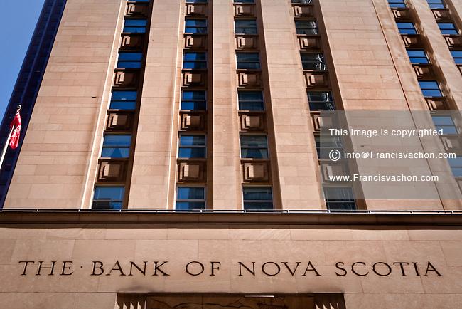 bank of nova scotia address