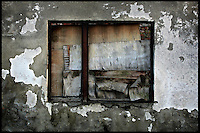 It is twenty years since the man was killed. His remains were given different names; he became just a number in sad statistics - one of ours or theirs. Behind broken windows of his burnt home, between grave marks of innocent only ghosts live.