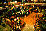 Cruise Ship: Carnival Spirit, Lobby Bar,  Photo: carniv104.Photo copyright Lee Foster, 510/549-2202,  lee@fostertravel.com, www.fostertravel.com