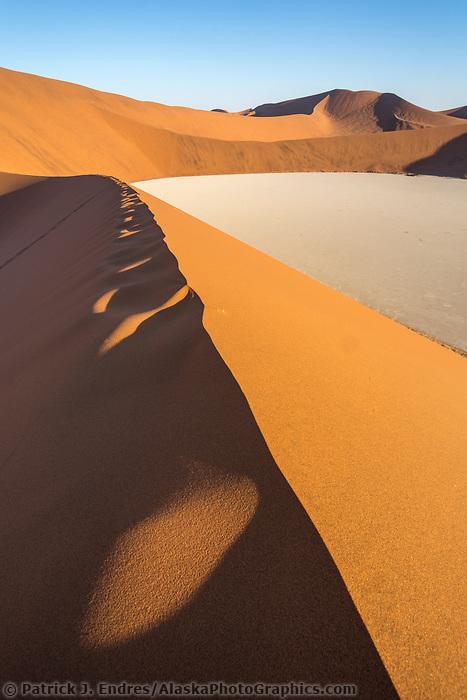 Sossusvlei, Namib-Naukluft National Park, Namibia