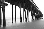 The pier at Fernandina Beach, Fla. July 22, 2010.