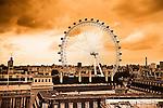 London Eye - Seen from my hotel room