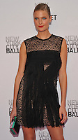 New York, NY- September 20: Constance Jablonski attends the New York City Ballet 2016 Fall Gala at David H. Koch Theater at Lincoln Center on September 20, 2016 in New York City@John Palmer / Media Punch