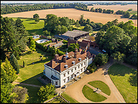 BNPS.co.uk (01202 558833)<br /> Pic: Strutt&amp;Parker/BNPS<br /> <br /> A river runs through it...Stunning country estate is perfect for anglers with its own river running through its 676 acres.<br /> <br /> Would-be country gents will want to get their hands on this impressive estate which comes with more than a mile of double-bank fishing and an established shoot.<br /> <br /> Baythorne Park is a 'quintessentially English' estate which straddles the River Stour on the Essex/Suffolk border, an area where grand properties like this rarely come on the market.<br /> <br /> But buyers will need a hefty bank balance to buy the &pound;11million residence, which is for sale with Strutt &amp; Parker.<br /> <br /> The 676-acre site includes a Grade II listed mansion, gardens with a tennis court and swimming pool, farm buildings and pasture, parkland and woodland.