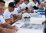 16FTB Cougar Kickoff 119<br /> <br /> 16FTB Cougar Kickoff<br /> <br /> August 17, 2016<br /> <br /> Photography by Aaron Cornia/BYU