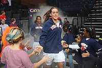 Virginia women's basketball player Chelsea Shine
