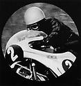 Arai's H-A safety helmet.