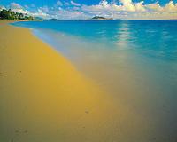 Lanikai Beach       Island of Oahu, Hawaii     Often voted the most ebautiful beach in the U.S.