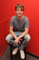 FORT LAUDERDALE, FL - OCTOBER 04: Charlie Puth poses for a portrait Radio Station Y-100 on October 4, 2016 in Fort Lauderdale, Florida. Photo by MPi04 / MediaPunch
