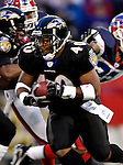 31 December 2006: Baltimore Ravens running back Cory Ross (40) in action during a game against the Buffalo Bills at M&amp;T Bank Stadium in Baltimore, Maryland. The Ravens defeated the Bills 19-7. Mandatory Photo Credit: Ed Wolfstein Photo.<br />