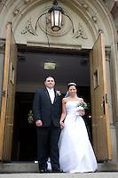 Wedding - Erin & David