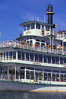 Riverboat Discovery on the Chena river in Fairbanks, Alaska