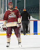 Pasha Kozhokin (Norwich - 2) - The Norwich University Cadets defeated the Babson College Beavers 4-1 on Friday, January 13, 2011, at Fenway Park in Boston, Massachusetts.