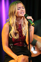 BALA CYNWYD, PA - AUGUST 11 : Olivia Holt visits Q102 performance studio in Bala Cynwyd, Pa on August 11, 2016  photo credit Star Shooter/MediaPunch