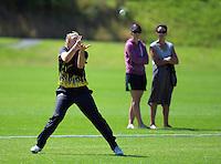 170204 Women's Cricket - Wellington Blaze v Otago Sparks