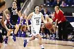 14-15 BYU Women's Basketball vs Portland