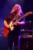 MIAMI BEACH, FL - SEPTEMBER 25: Warren Haynes of Gov't Mule performs at the Fillmore on September 25, 2016 in Miami Beach, Florida. Credit: mpi04/MediaPunch