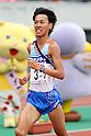 Naoto Yoneda (Konica Minolta), NOVEMBER 3, 2011 - Ekiden : East Japan Industrial Men's Ekiden Race at Saitama, Japan. (Photo by Toshihiro Kitagawa/AFLO)