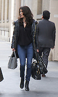 JAN 12 Lynda Lopez seen in New York City