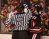 170206-PARTIAL-Beanpot-Northeastern University Huskies v Harvard University Crimson MIH