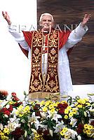 Vienna Pope Benedict XVI ceremony at the 'Am Hof' square in , Austria,September 7, 2007