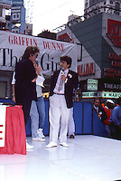 Griffin Dunne 1987 Who's That Girl movie<br />