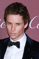 PALM SPRINGS, CA, USA - JANUARY 03: Eddie Redmayne arrives at the 26th Annual Palm Springs International Film Festival Awards Gala Presented By Cartier held at the Palm Springs Convention Center on January 3, 2015 in Palm Springs, California, United States. (Photo by David Acosta/Celebrity Monitor)