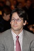 Jean-Francois Blais, President and CEO AXA Canada Inc.<br /> <br /> photo :  Images Distribution