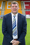 St Johnstone FC 2014-2015 Season Photocall..15.08.14<br /> Tommy Wright (Manager)<br /> Picture by Graeme Hart.<br /> Copyright Perthshire Picture Agency<br /> Tel: 01738 623350  Mobile: 07990 594431