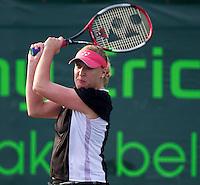Elena  BALTACHA (GBR) against Iveta BENESOVA (CZE) in the first round. Baltacha beat Benesova 62 64..International Tennis - 2010 ATP World Tour - Sony Ericsson Open - Crandon Park Tennis Center - Key Biscayne - Miami - Florida - USA - Wed 24 Mar 2010..© Frey - Amn Images, Level 1, Barry House, 20-22 Worple Road, London, SW19 4DH, UK .Tel - +44 20 8947 0100.Fax -+44 20 8947 0117