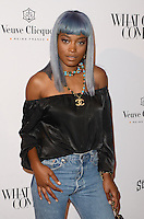 BEVERLY HILLS, CA - OCTOBER 13: Keke Palmer at the What Goes Around Comes Around Beverly Hills Opening on October 13, 2016 in Beverly Hills, California. Credit: David Edwards/MediaPunch