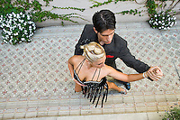 Argentina, Buenos Aires, Tango dancer