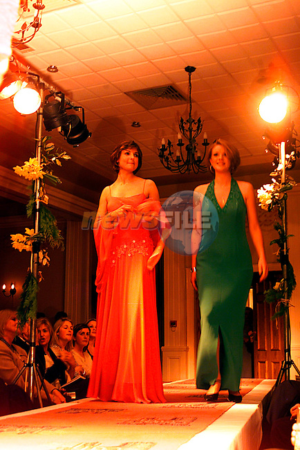 The Fashion Show in The Westcourt Hotel for Daffodil Day ...Pic Tony Campbell/Newsfile