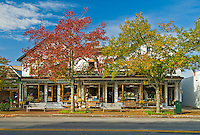 New York, Southampton, Main Street, South Fork, Long Island